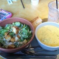 Photo taken at Panera Bread by Jillian G. on 9/2/2012