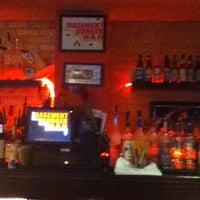 Photo taken at Basement Burger Bar by Ivar A. on 7/25/2011