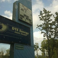 Photo taken at DTE Energy Music Theatre by Jocabeth B. on 7/31/2012