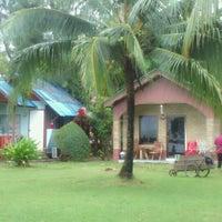 Photo taken at Magic Resort Koh Chang by Ann A. on 8/2/2012