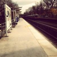Photo taken at Metro North - Botanical Garden Train Station by Joseph T. on 11/28/2011