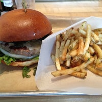 Photo taken at Hopdoddy Burger Bar by Dat L. on 4/12/2012