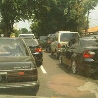 Photo taken at Jalan Pos Pengumben by Puguh R. on 11/12/2011