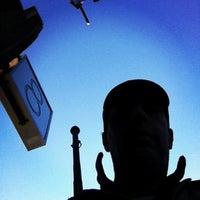 Photo taken at Station 8 Salon by Steve G. on 10/25/2011