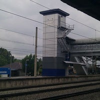 Photo taken at KTM Line - Rawang Station (KA10) by Wen Jiun Y. on 11/29/2011