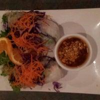 Photo taken at Lotus Thai (Carlsbad) by Annie j. on 11/3/2011