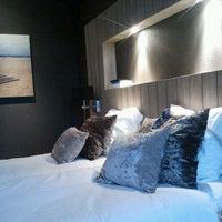 Photo taken at Van der Valk Hotel Middelburg by Irene A. on 12/28/2011