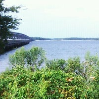 Photo taken at Broad River Bridge by Kaycee H. on 9/5/2011