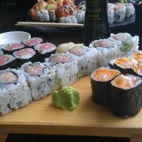 Photo taken at Taro Sushi by Warren D. on 6/24/2012