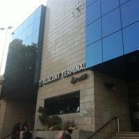 Photo taken at Estació d'Alacant Terminal by Love S. on 2/19/2012