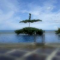 Photo taken at Al's Laemson resort by Aurimas on 8/16/2011