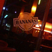 Photo taken at Banana's Café by Mar S. on 8/24/2012