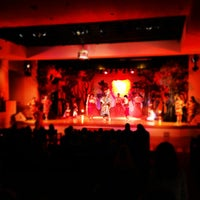 Photo taken at Clubmed Sahoro Theartre by yuccas on 3/16/2012