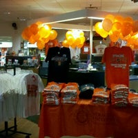 Photo taken at SU Bookstore by Kathy F. on 3/22/2012
