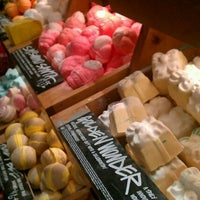 Photo taken at LUSH by Russell A. on 12/8/2011