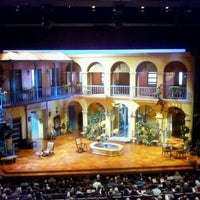 Photo taken at Shakespeare Theatre Company - Harman Hall by Laura E. on 12/6/2011