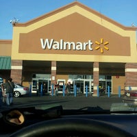 Photo taken at Walmart by evetta g. on 2/28/2012
