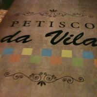 Photo taken at Petisco da Vila by Rafael M. on 12/8/2011