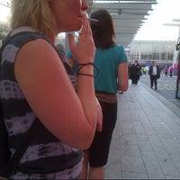 Photo taken at London Bridge Bus Station by Kat S. on 9/4/2012