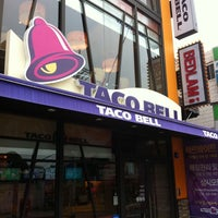 Photo taken at Taco Bell by TJ C. on 7/23/2011