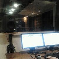 Photo taken at Studio 42 by Rifan P. on 11/15/2011