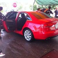 Photo taken at Las Brisas car wash by Chris M. on 4/1/2011