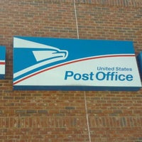 Photo taken at US Post Office by Rita on 7/29/2011
