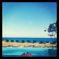 Photo taken at W Retreat & Spa - Vieques Island by Cathy V. on 11/24/2011