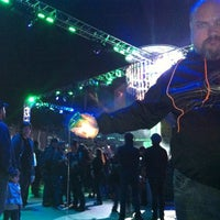 Photo taken at ElecTRONica by David C. on 4/16/2012