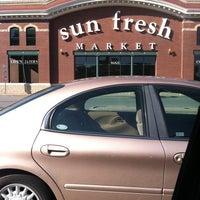 Photo taken at Marsh's Sun Fresh Market by Alan P C. on 9/19/2011