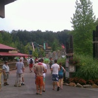 Photo taken at Dollywood's Splash Country by dj s. on 8/14/2011