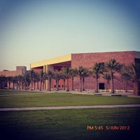 Photo taken at Texas A&M University at Qatar by Hossam H. on 6/5/2012