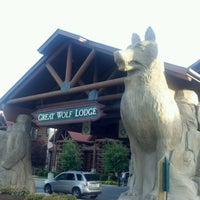 Photo taken at Great Wolf Lodge by Ray S. on 4/14/2012