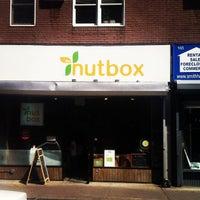 Photo taken at Nutbox by Ev Turn on 5/12/2012