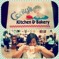 Photo taken at Corky's Kitchen & Bakery by Lisa on 8/17/2012