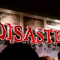 Photo taken at Disaster!: A Major Motion Picture Ride...Starring You! by Just J. on 11/19/2011