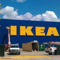 Photo taken at IKEA Houston by Rick H. on 4/17/2012
