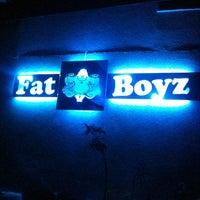 Photo taken at Fat Boyz by Amako A. on 9/13/2011