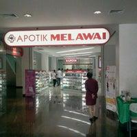 Photo taken at Apotik Melawai by trev p. on 1/14/2011