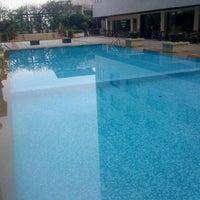 Photo taken at Swimming Pool by Thaweechai B. on 1/14/2012