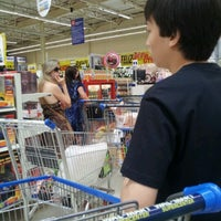 Photo taken at Walmart by João P. on 9/18/2011