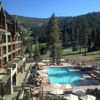 Photo taken at The Ritz-Carlton, Lake Tahoe by Katie F. on 7/6/2012