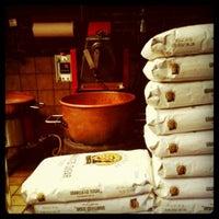 Photo taken at Savannah's Candy Kitchen by Deidra M. on 9/28/2011