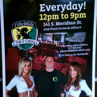 Photo taken at Tilted Kilt Indianapolis by IN the Loop T. on 11/9/2011