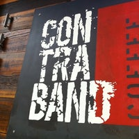 Photo taken at Contraband Coffeebar by Alice on 7/17/2011