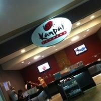 Photo taken at Kanpai by Ramon P. on 3/14/2012