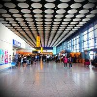 Photo taken at Terminal 4 by kirky W. on 7/28/2012
