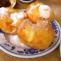 Photo taken at Shanghai Dumpling King by Eric C. on 3/30/2012