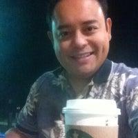 Photo taken at Starbucks by Stevie J. on 10/10/2011