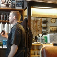 Photo taken at Kenwood Barbers by Randy H. on 1/31/2012